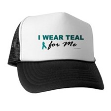 I Wear Teal For Me 2 Trucker Hat
