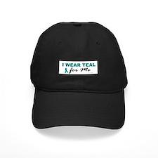 I Wear Teal For Me 2 Baseball Hat