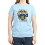 Caminero Family Crest Women's Light T-Shirt