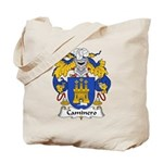 Caminero Family Crest Tote Bag