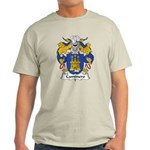 Caminero Family Crest Light T-Shirt