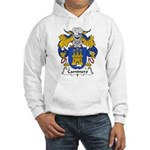 Caminero Family Crest Hooded Sweatshirt