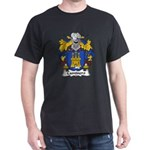 Caminero Family Crest Dark T-Shirt