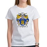 Caminero Family Crest Women's T-Shirt