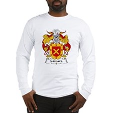 Camara Family Crest Long Sleeve T-Shirt