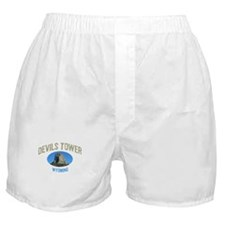 Devils Tower National Monumen Boxer Shorts