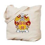 Camano Family Crest Tote Bag
