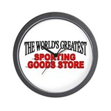 &quot;The World's Greatest Sporting Goods Store&quot; Wall C