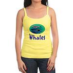 Whales Jr. Spaghetti Tank