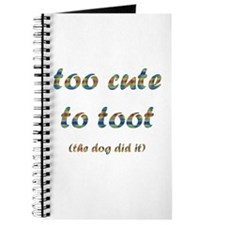 Cute Toot Journal