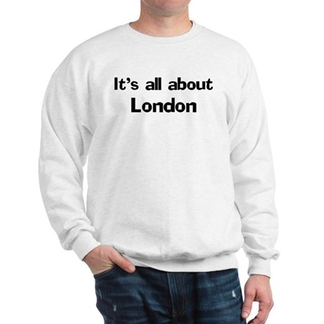 About London Sweatshirt