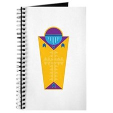 Funny American indian pattern Journal