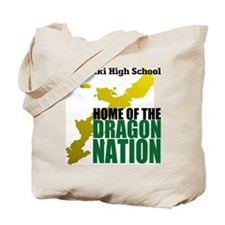 Dragon Nation Bold Tote Bag
