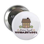 Home Sweet Homeschool Gift Button 100 pack