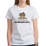 Home Sweet Homeschool Women's T-Shirt