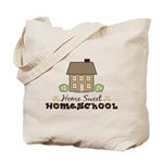Home Sweet Homeschool Tote Bag