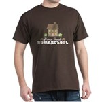 Home Sweet Homeschool Brown T-Shirt