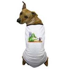 Brave Knight Dog T-Shirt