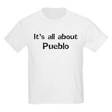 About Pueblo T-Shirt