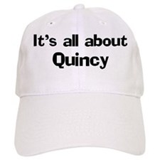 About Quincy Baseball Cap