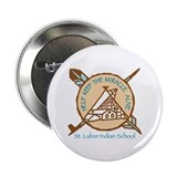 St. labre indian school 2.25&quot; Button (100 pack)