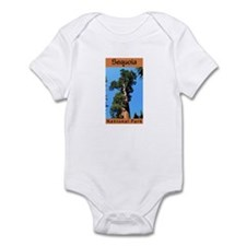 Sequoia National Park (Vertic Infant Bodysuit