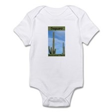 Saguaro National Park (Vertic Infant Bodysuit
