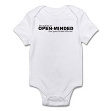 Open-Minded Infant Bodysuit