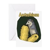 Antechinus Greeting Card