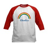 Charlize vintage rainbow Tee