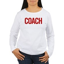 Coach (red) T-Shirt
