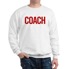 Coach (red) Sweatshirt