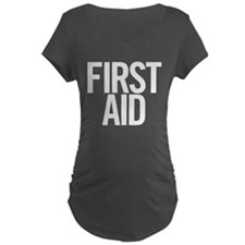 First Aid (white) T-Shirt