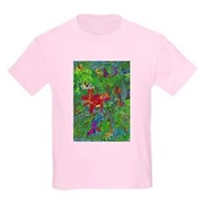 The Deep Rainforest Kids T-Shirt