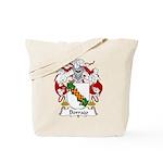 Borrajo Family Crest Tote Bag