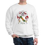 Borrajo Family Crest Sweatshirt