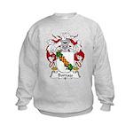 Borrajo Family Crest Kids Sweatshirt