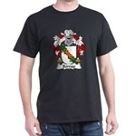 Borrajo Family Crest Dark T-Shirt