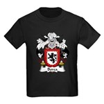 Borea Family Crest Kids Dark T-Shirt