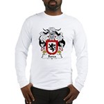 Borea Family Crest Long Sleeve T-Shirt