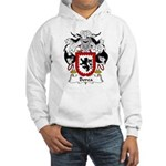 Borea Family Crest Hooded Sweatshirt