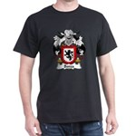 Borea Family Crest Dark T-Shirt