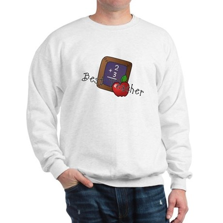 Best Teacher Sweatshirt