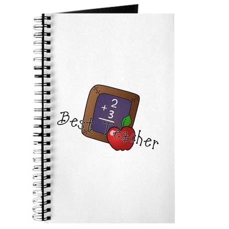 Best Teacher Journal
