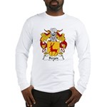 Berges Family Crest Long Sleeve T-Shirt