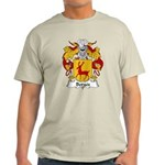 Berges Family Crest Light T-Shirt