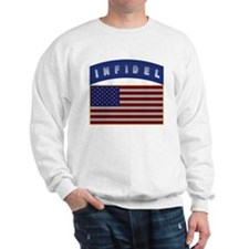 American Infidel Patch Sweatshirt