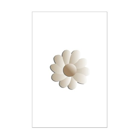 Pretty Daisy Mini Poster Print