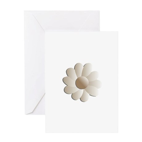 Pretty Daisy Greeting Card