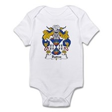 Batres Family Crest Infant Bodysuit